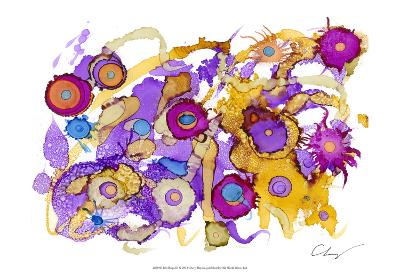 Ink Drops III-Cheryl Baynes-Art Print