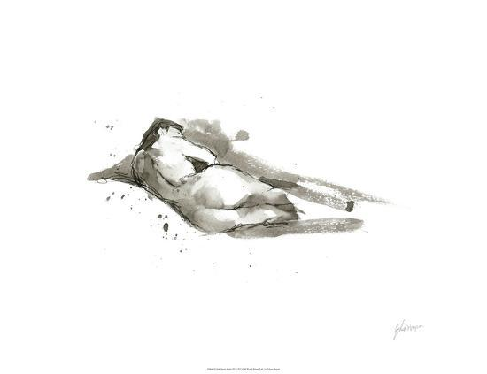 Ink Figure Study III-Ethan Harper-Limited Edition