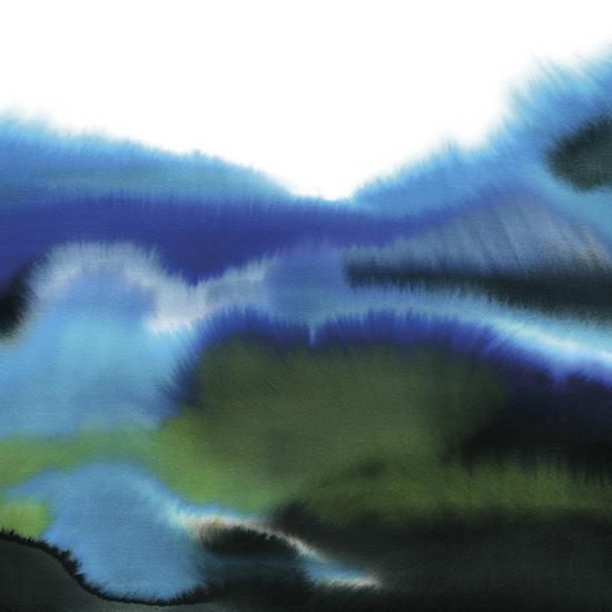 Inkiest Of Worlds-Maja Gunnarsdottir-Giclee Print