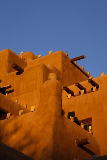 Inn at the Loretto, Santa Fe, New Mexico. USA-Julien McRoberts-Photographic Print
