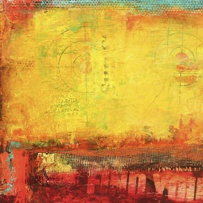 Inner Circle II-Erin Ashley-Art Print