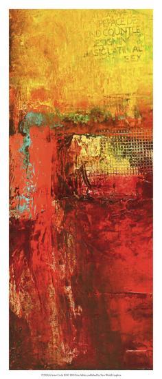 Inner Circle III-Erin Ashley-Art Print