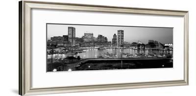 Inner Harbor, Baltimore, Maryland, USA