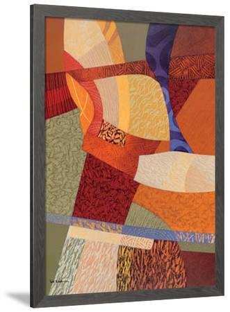 Inner Peace-William E^ Coombs-Framed Art Print