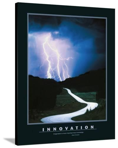 Innovation--Stretched Canvas Print