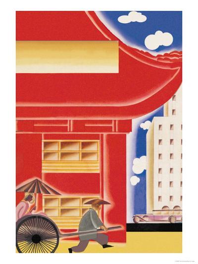 Innovation-Frank Mcintosh-Art Print