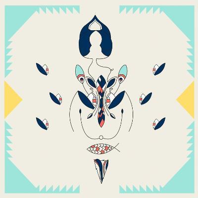 Inseed Annimo--Art Print