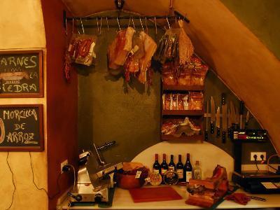 Inside a Tapas Restaurant-Raul Touzon-Photographic Print