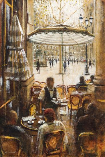 Inside and Outside, Palais Royal-Clive McCartney-Giclee Print