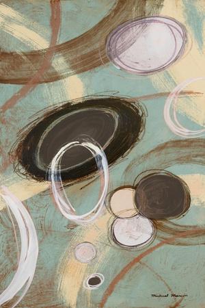 Inside Blue I-Michael Marcon-Premium Giclee Print