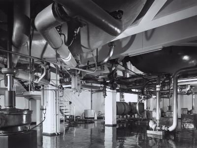 Inside of the Miani Factory of Naples, Where Peroni Beer is Produced-A^ Villani-Photographic Print