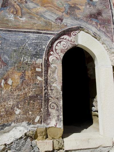 Inside Sumela Monastery, Trabzon, Turkey-Cindy Miller Hopkins-Photographic Print