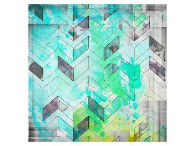 Inspirational Blue--Art Print