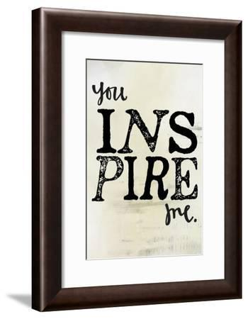 Inspire Me-Katie Doucette-Framed Art Print