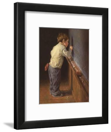 Inspired-Jim Daly-Framed Art Print