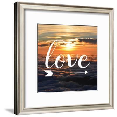 Insta Love-Jelena Matic-Framed Art Print