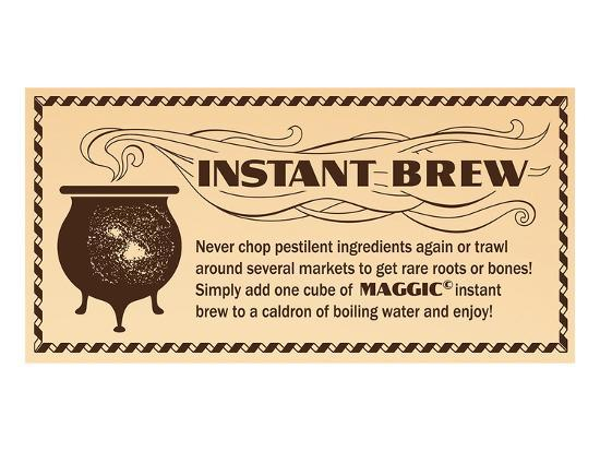Instant Brew--Art Print