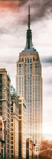 Instants of NY Series - Vertical Panoramic-Philippe Hugonnard-Photographic Print