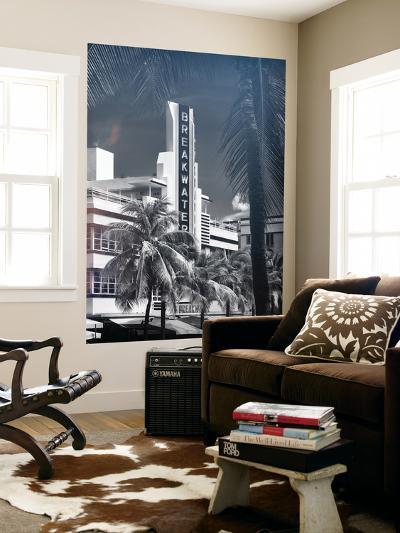 Instants of Series - Art Deco Architecture of Miami Beach - The Esplendor Hotel Breakwater-Philippe Hugonnard-Wall Mural