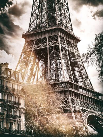 Instants of Series - Eiffel Tower - Paris, France-Philippe Hugonnard-Photographic Print