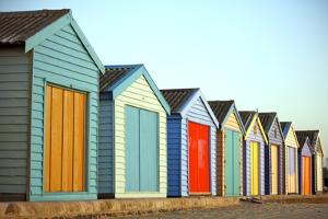 Beach Huts by instinia