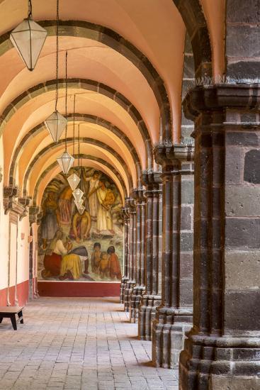 Institute of Art in San Miguel De Allende, Mexico-Chuck Haney-Photographic Print