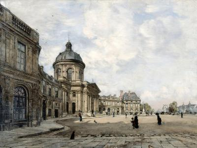 Institute of France, Paris, 1887-Emmanuel Lansyer-Giclee Print