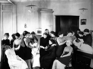 Instruction in First Aid at the Oldenburg Institute