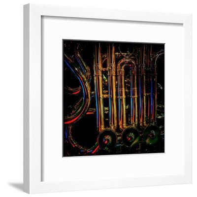 Instrumental IV-Jean-François Dupuis-Framed Art Print