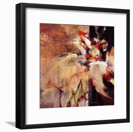 Intangible I-Terri Burris-Framed Art Print