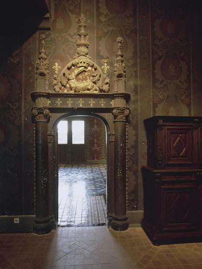 Intérieur : une vue de salle--Giclee Print