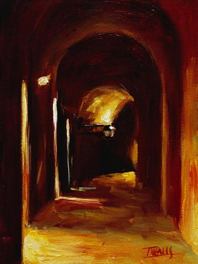 Interior Arches in Perugia-Pam Ingalls-Giclee Print