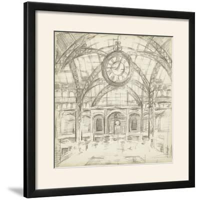 Interior Architectural Study I-Ethan Harper-Framed Photographic Print