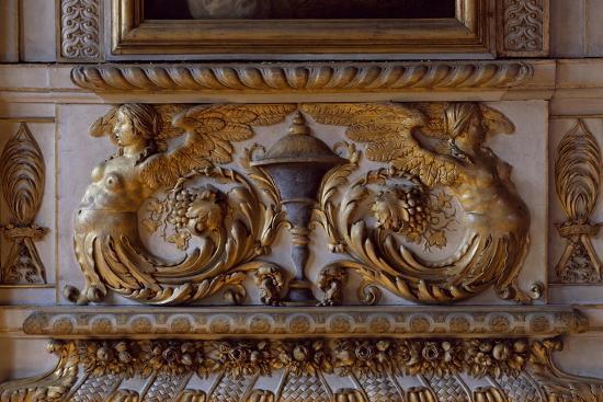 Interior Decoration, Sully Palace, Paris, France--Giclee Print