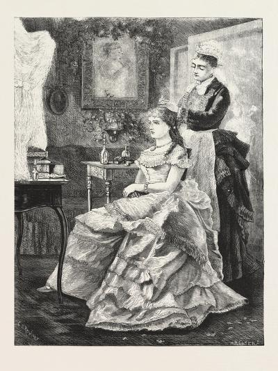 Interior in the Mansion, 1876, UK--Giclee Print