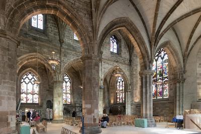 Interior Looking Northeast, St. Giles' Cathedral, Edinburgh, Scotland, United Kingdom-Nick Servian-Photographic Print