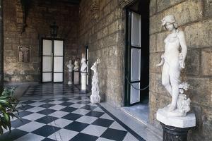 Interior of Captains General Palace (Palacio De Los Capitanes Generales)