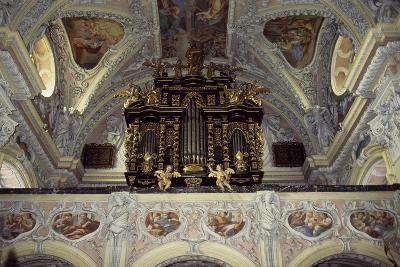 Interior of Church of Frauenberg, Admont Benedictine Abbey, Styria, Austria--Giclee Print
