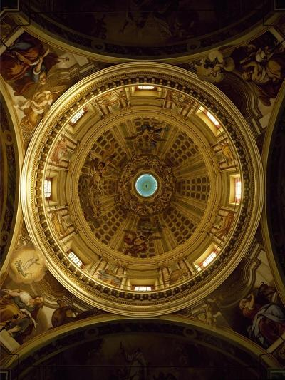 Interior of Dome of Shrine of Our Lady of Guard, Sanremo--Giclee Print