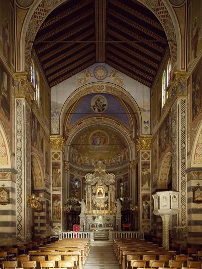 Interior of Shrine of Our Lady of Bridge, 15th-19th Century--Giclee Print