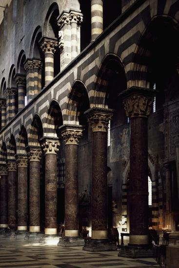 Interior of St Lawrence--Giclee Print