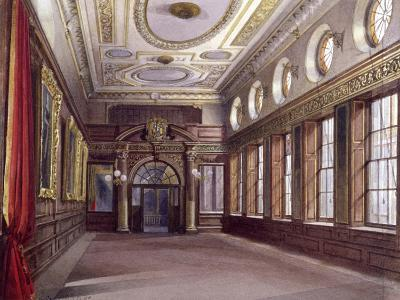 Interior of Tallow Chandlers' Hall, London, 1890-John Crowther-Giclee Print