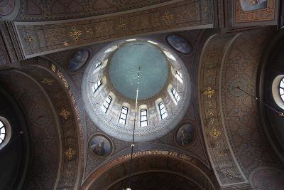Interior of the Dome, Uspenski Cathedral, Helsinki, Finland, 2011-Sheldon Marshall-Photographic Print