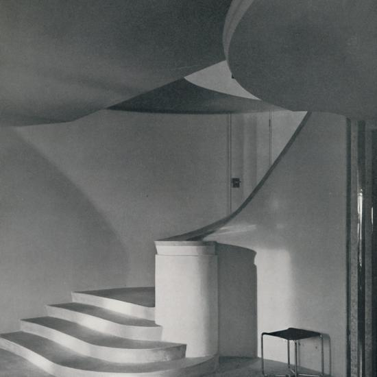 'Interior of the house at North Foreland', 1933-Unknown-Photographic Print