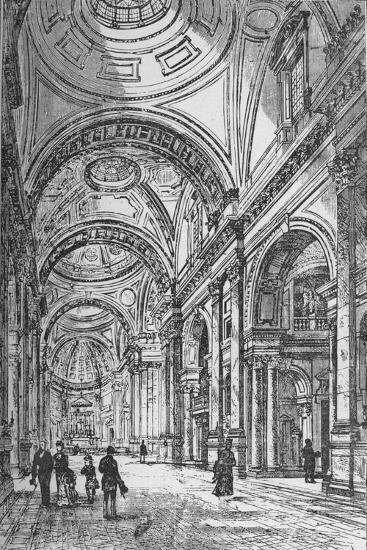 'Interior of the Oratory', 1890-Unknown-Giclee Print