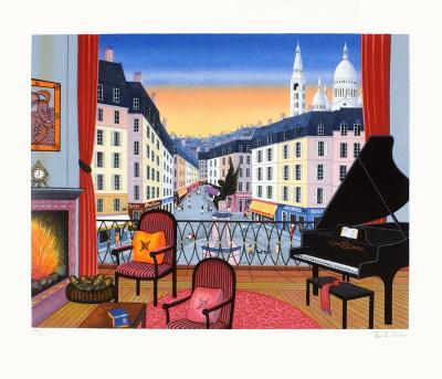 Interior Place St Georges-Fanch Ledan-Limited Edition