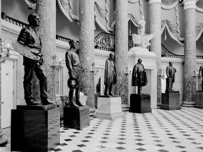 Interior Rotunda US Capitol Building-Carol Highsmith-Photo