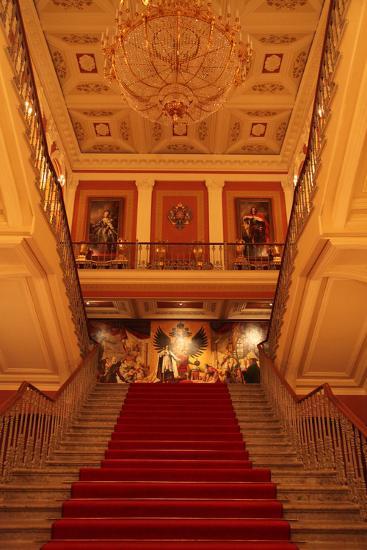 Interior, Taleon Imperial Hotel, St Petersburg, Russia, 2011-Sheldon Marshall-Photographic Print