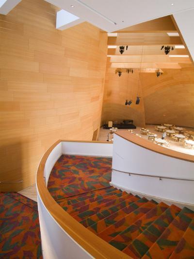 Interior, Walt Disney Concert Hall, Part of Los Angeles Music Center, Downtown-Ethel Davies-Photographic Print