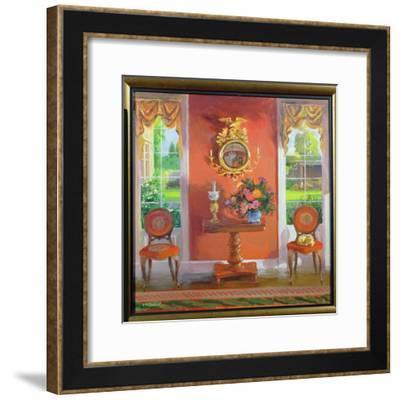 Interior-William Ireland-Framed Giclee Print